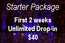 Free Spirit Dance First Two Weeks Unlimited $40