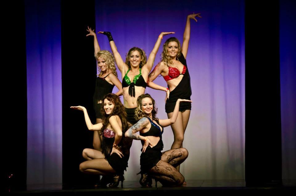Diva Styles Heels Dance Class in Calgary