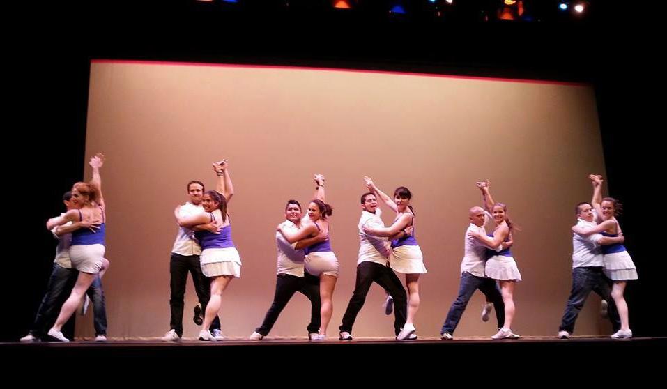 Salsa Performance Teams