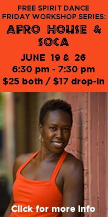 Calgary Afro House and Soca Classes